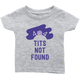 Infant Shirt Tits Not Found