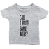 Infant Shirt Can I Have Some Milk? T-shirt buy now
