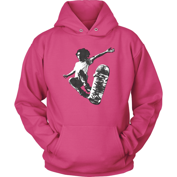 Unisex Hoodie Urban Skate T-shirt buy now
