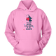 Unisex Hoodie The Planet Needs Global Warming Of The Hearts