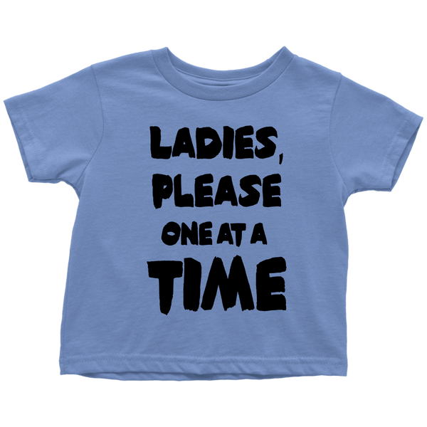Toddler Shirt One At Time T-shirt buy now