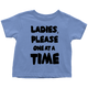Toddler Shirt One At Time