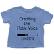 Toddler Shirt Creating The Noble Voice