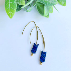 Lake Arrowhead Earrings