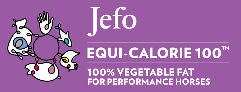 Jefo Equi-Calorie - Cool Horse Energy Supplement Prill