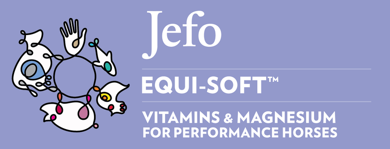 Jefo Equi-Soft - Coated Stress Reducing Supplement