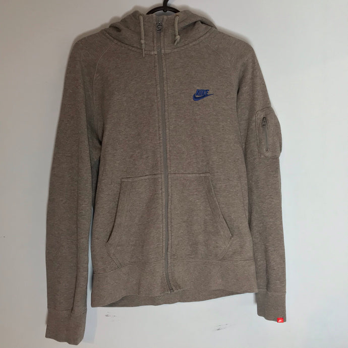 d1a85a4681d3 Nike Zip-up Hoodie Grey - Size XS