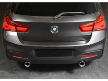 Load image into Gallery viewer, BMW M140i Sport Cat Back Exhaust Resonated 2015 Models onwards Manual Gearbox
