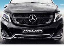 Load image into Gallery viewer, Mercedes V Class Vito W447 Front Spoiler Lip V447-RSR