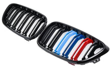 Load image into Gallery viewer, BMW F22 Kidney Grill Tri Colour