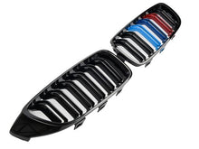 Load image into Gallery viewer, BMW 1 Series F20 grill Tri Color