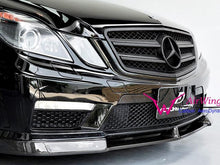 Load image into Gallery viewer, Carbon Fibre Front Spoiler Pre-facelift AMG E63 models to 03/2013 E Class W212