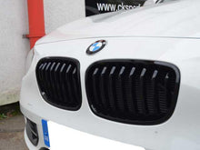 Load image into Gallery viewer, BMW 1 Series F20 F21 Black grills