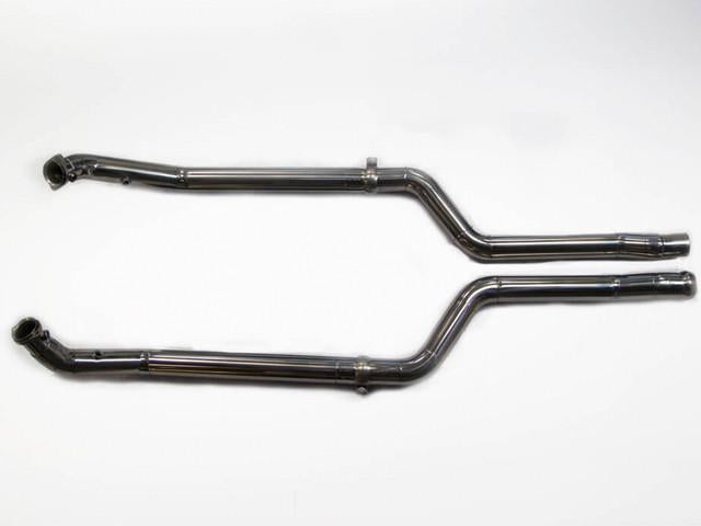 Kleemann Turbo downpipes WITH Catalysts AMG 63 M157 Engine 500 M278 Engine