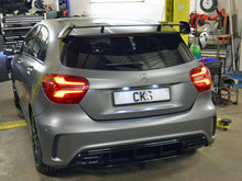Load image into Gallery viewer, AMG A45 Diffuser facelift