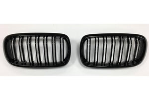 BMW F16 X6 grilles black