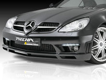 Load image into Gallery viewer, Piecha RS Front Spoiler with LED Daytime Running Lamps for all R171 SLK models