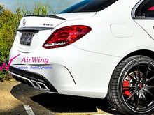 Load image into Gallery viewer, C63 Amg Carbon Fiber Spoiler