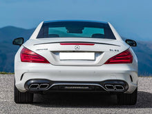Load image into Gallery viewer, AMG R231 SL63 Boot/ Trunk Spoiler lip NEW 2017 STYLE