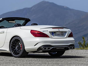 AMG R231 SL63 Boot/ Trunk Spoiler lip NEW 2017 STYLE