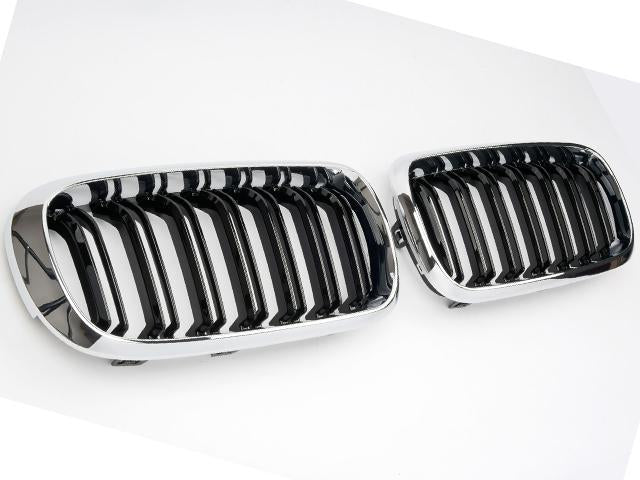 BMW X5 Chrome Grill
