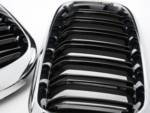 BMW X5 Chrome Grille