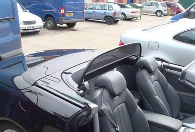 R230 SL Mercedes Wind deflector