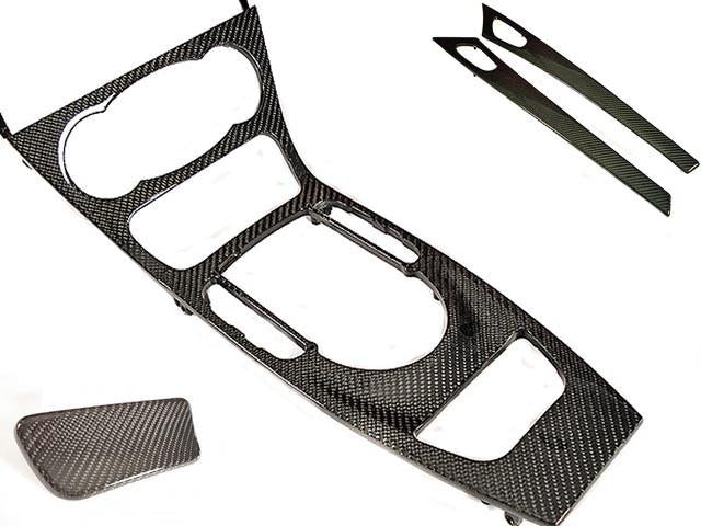 R230 SL Carbon fibre Interior set 4-parts models from 08/2004