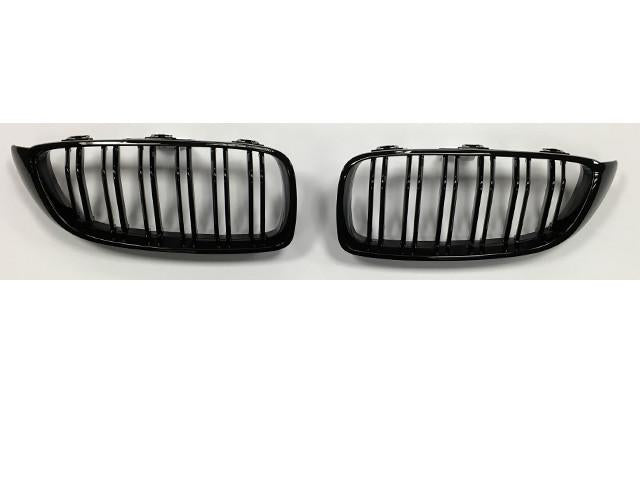 BMW F32 4 Series Black grills