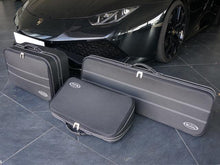 Load image into Gallery viewer, Lamborghini Huracan Luggage Set