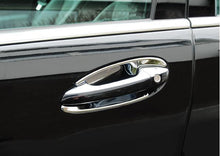 Load image into Gallery viewer, Chrome door handle shells W221 S Class W216 CL