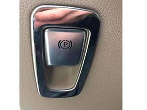 W447 V Class and Vito Chrome trim for parking brake from 10/2014