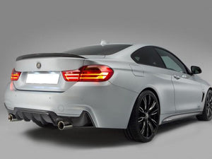BMW F32 F33 420d Sport Exhaust Dual Exit