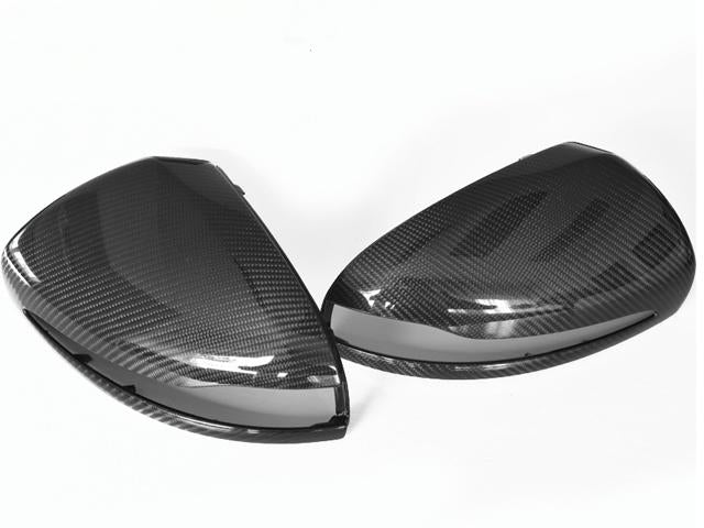 W447 V Class and Vito Carbon Fibre Mirror Covers Set from 12/2015