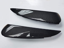 Load image into Gallery viewer, Mercedes AMG C63 S Edition 1 Rear Bumper Spoiler Flics Carbon fibre