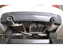 Load image into Gallery viewer, BMW E90 318D 320D Performance Dual Exit Rear Exhaust