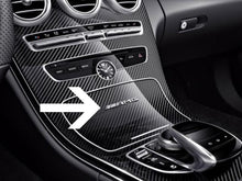 Load image into Gallery viewer, AMG Interior Badge 87mm Length x 8mm Height
