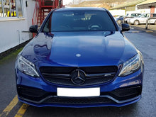 Load image into Gallery viewer, w205 c63 black grill
