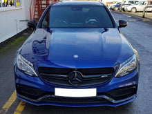 Load image into Gallery viewer, c63 amg black grill
