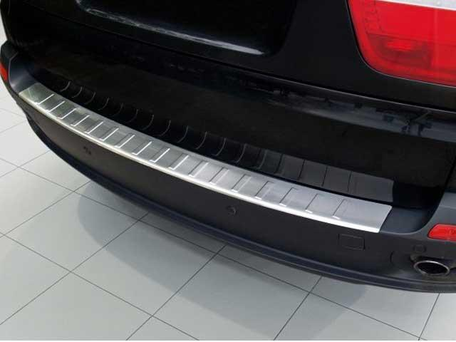 BMW X5 E70 Stainless Steel Rear Bumper Protector