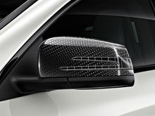 Load image into Gallery viewer, Carbon fibre Style wing mirror Covers Set