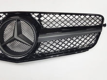 Load image into Gallery viewer, Mercedes W204 Black Grille