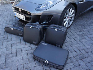 jaguar f type baggage