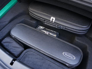 jaguar F TYPE luggage