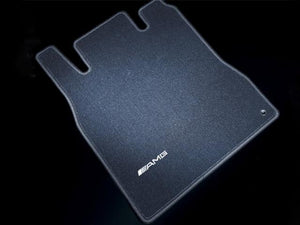 Genuine set of AMG floor mats RHD