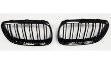 Load image into Gallery viewer, BMW E90 M3 kidney grills Gloss Black