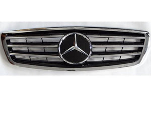 S Class AMG Grill Black