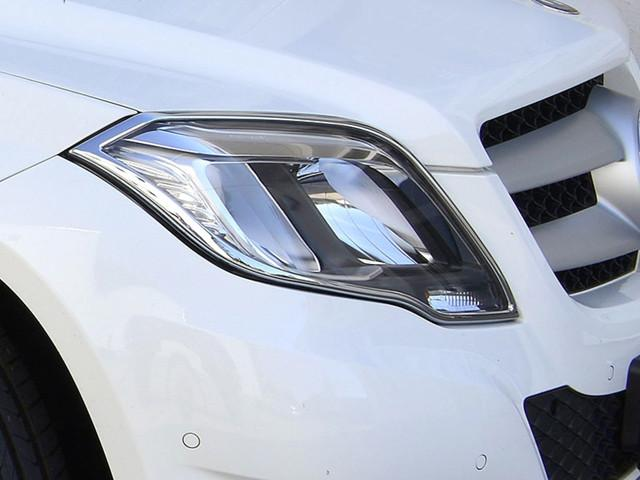 X204 GLK Chrome Headlamp surrounds pair from 07/2012