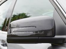 Load image into Gallery viewer, Carbon fibre wing mirror Covers Set