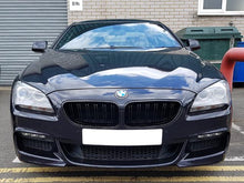 Load image into Gallery viewer, BMW 6 Series Black Kidney Grill